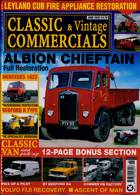 Classic & Vintage Commercial Magazine Issue JUN 20