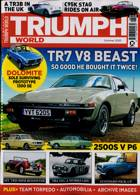 Triumph World - Ceased Magazine Issue SUMMER