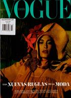 Vogue Spanish Magazine Issue NO 384