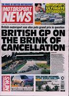 Motorsport News Magazine Issue 01/04/2020