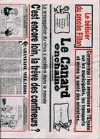Le Canard Enchaine Magazine Issue 82