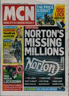 Motorcycle News Magazine Issue 15/04/2020