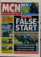 Motorcycle News Magazine Issue 11/03/2020