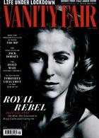Vanity Fair Magazine Issue MAY 20