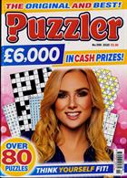 Puzzler Magazine Issue NO 599