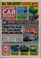 Classic Car Weekly Magazine Issue 15/04/2020