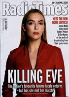 Radio Times London Edition Magazine Issue 18/04/2020