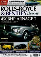 Rolls Royce Bentley Dri Magazine Issue MAY-JUN