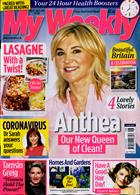 My Weekly Magazine Issue 18/04/2020