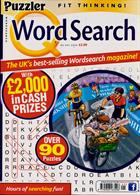 Puzzler Q Wordsearch Magazine Issue NO 541