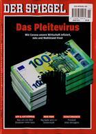 Der Spiegel Magazine Issue NO 15