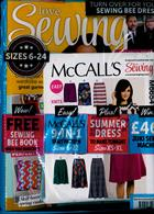 Love Sewing Magazine Issue NO 80