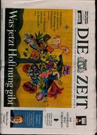 Die Zeit Magazine Issue NO 16