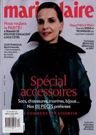 Marie Claire French Magazine Issue NO 812