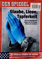 Der Spiegel Magazine Issue NO 16