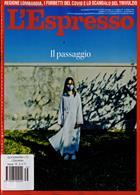 L Espresso Magazine Issue NO 16