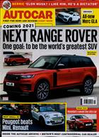 Autocar Magazine Issue 15/04/2020