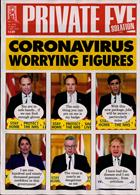 Private Eye  Magazine Issue NO 1520