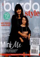Burda Style German Magazine Issue NO 4