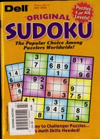 Original Sudoku Magazine Issue JUL 20