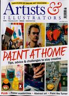 Artists & Illustrators Magazine Issue JUN 20