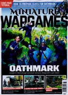Miniature Wargames Magazine Issue JUN 20