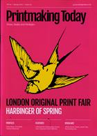 Printmaking Today Magazine Issue 01