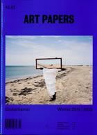 Art Papers Magazine Issue 94