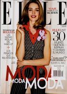 Elle Spanish Magazine Issue NO 402