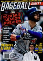 Baseball Digest Magazine Issue 04