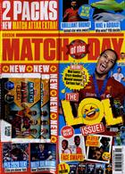 Match Of The Day  Magazine Issue NO 594
