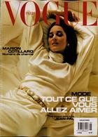 Vogue French Magazine Issue NO 1006