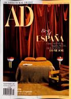 Architectural Digest Spa Magazine Issue NO 155