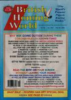 British Homing World Magazine Issue NO 7524