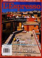L Espresso Magazine Issue NO 17