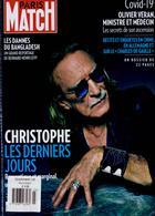 Paris Match Magazine Issue NO 3703