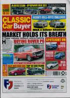 Classic Car Buyer Magazine Issue 13/05/2020