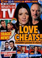Whats On Tv England Magazine Issue 16/05/2020