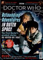 Doctor Who Magazine Issue NO 552