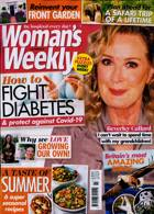 Womans Weekly Magazine Issue 02/06/2020