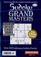 Sudoku Grandmaster Magazine Issue NO 181