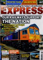 Rail Express Magazine Issue JUN 20