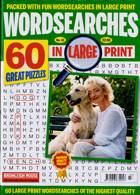 Wordsearches In Large Print Magazine Issue NO 43
