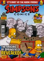 Simpsons The Comic Magazine Issue NO 34