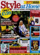 Style At Home Magazine Issue JUL 20