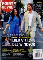 Point De Vue Magazine Issue NO 3744