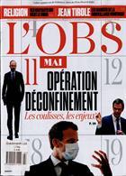 L Obs Magazine Issue NO 2894