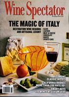 Wine Spectator Magazine Issue APR 20