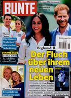 Bunte Illustrierte Magazine Issue NO 18