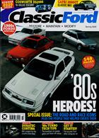 Classic Ford Magazine Issue SPRING